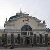 Железнодорожные вокзалы в Новохоперске